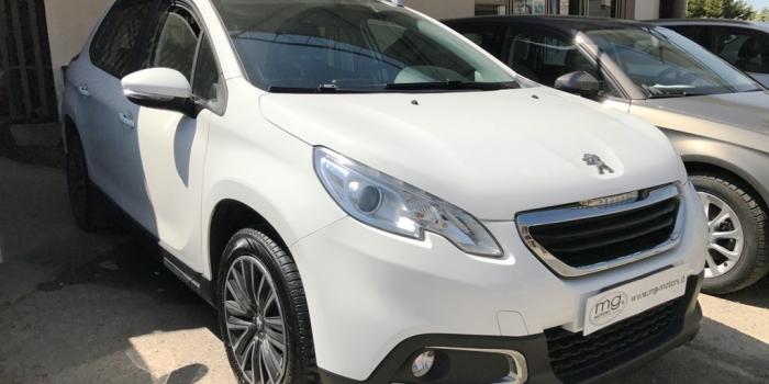**VENDUTA**Peugeot 2008 1.6 hdi 92cv