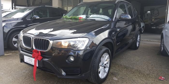 BMW X3 18D 143CV Futura – 2014