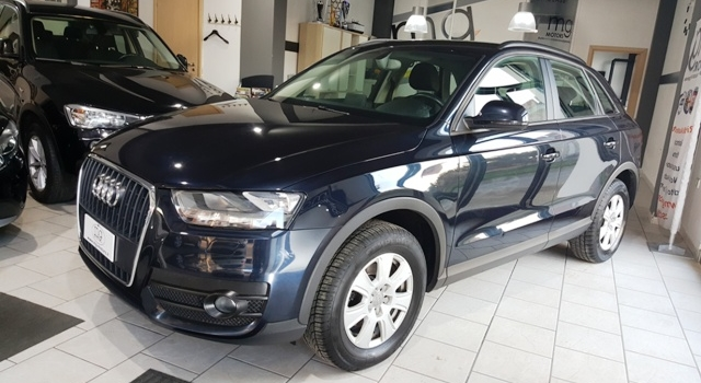 AUDI Q3 2.0 TDI 140CV Advanced