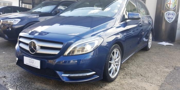 Mercedes b180 cdi 110cv premium led/navi