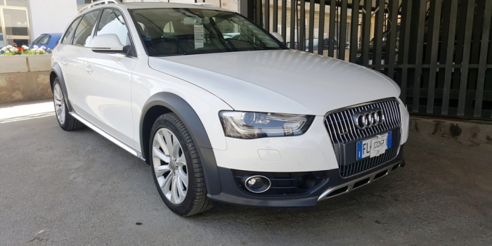 AUDI A4 allroad 2.0 TDI 177cv FULL OPTIONAL