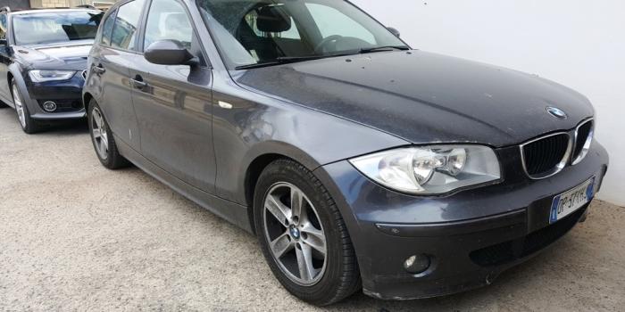 BMW Serie 120d 5 porte