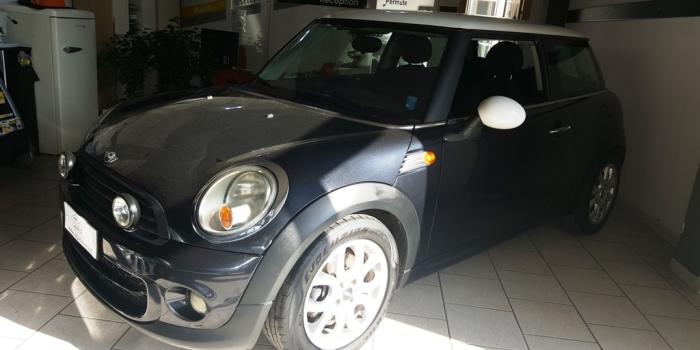 MINI Mini 1.6 D 110CV tetto bianco