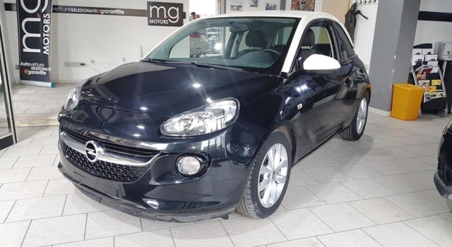 """BLACK FRIDAY "" OPEL Adam 1.2 70cv start&stop Black jack"