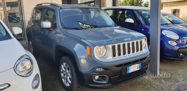JEEP Renegade 2.0 Mjet 140CV 4WD Limited