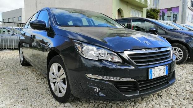 Peugeot 308 1.6 hdi 110cv allure