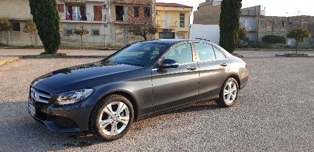 Mercedes c220 cdi 170cv Aut.