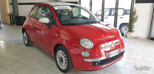 FIAT 500 1.2 Benz. BICOLORE