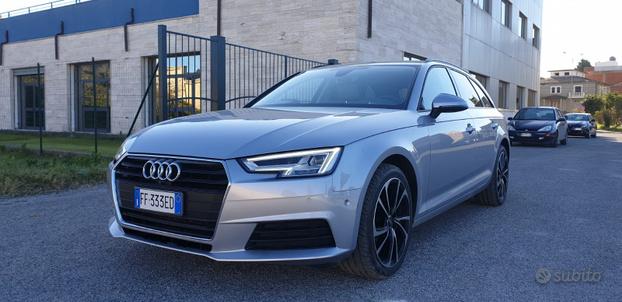 Audi a4 avant 2.0 tdi s-tronic Virtual Cockpit