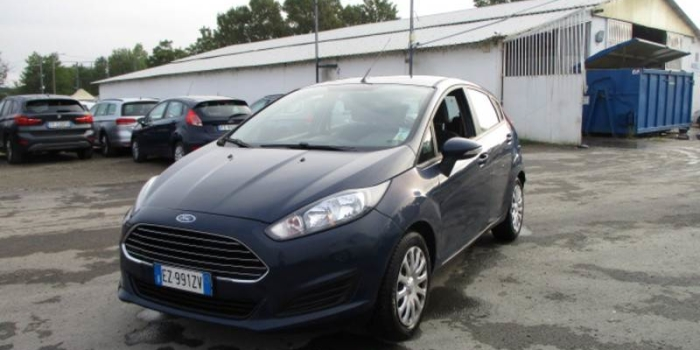 IN ARRIVO – Ford Fiesta 1.5 DCI 75CV 5 porte , 2015