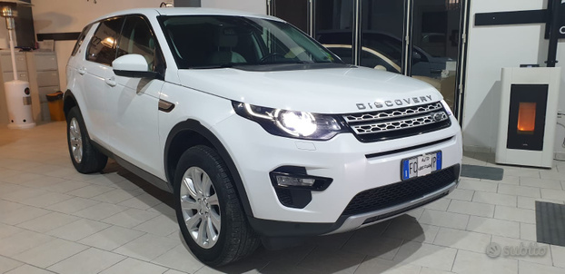 LAND ROVER Discovery Sport 2.2 td4 hsa AUT
