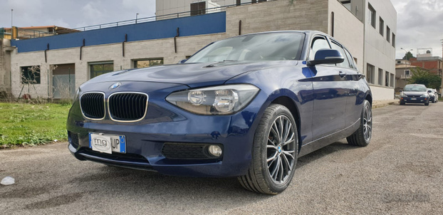 BMW Serie 1 114D 95CV SPORT Anche NEOPATENTATI