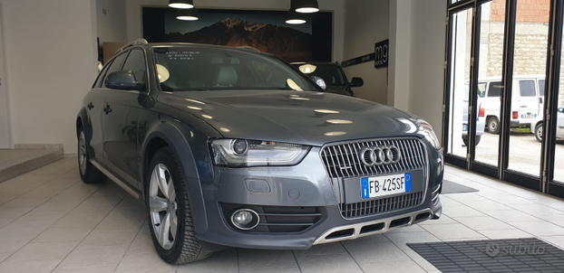 AUDI A4 allroad 2.0 TDI 150CV Advanced Plus 11/2015