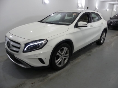 IN ARRIVO – Mercedes GLA 200CDI 143CV Bianco , 2016
