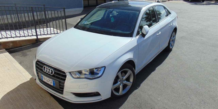 Audi A3 Sedan 1.6 TDI 110CV Ambition , 2015 Bianca