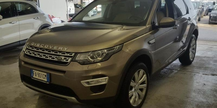 LAND ROVER Discovery Sport 2.2 TDI 190CV HSE LuxurY