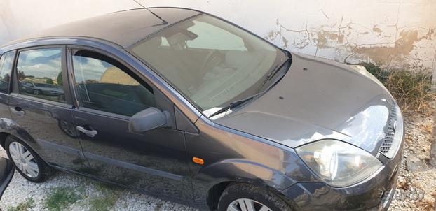 FORD Fiesta 1,6 TDCI 90cv