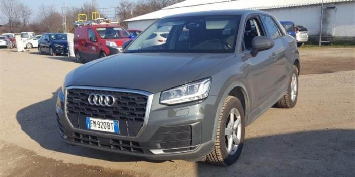 IN ARRIVO – AUDI Q2 / 2016 2.0 TDI 150CV BUSINESS S TRONIC QUATTRO