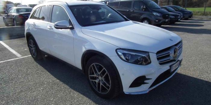 IN ARRIVO – Mercedes GLC 220 CDI Sport Bianco , 2016