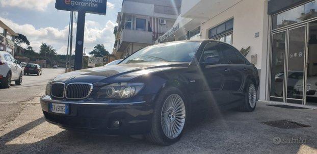 BMW Serie 730D eccelsa PRESIDENZIALE