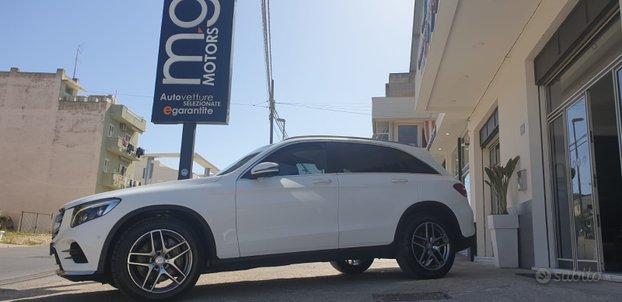 MERCEDES GLC 220CDI Premium AMG