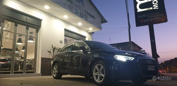 AUDI A3 1.6 tdi 116cv Advanced