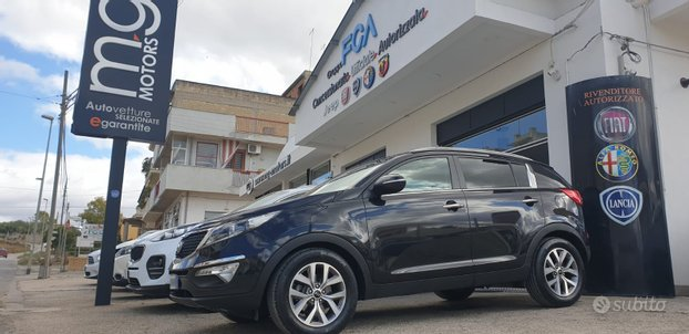 KIA Sportage 1.7 CRDI 116CV High Tech