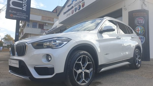 BMW X1 2.0TDI 150CV SPORT s-drive