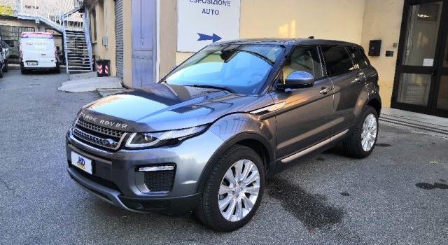 IN ARRIVO – Land Rover Evoque 2.0 TDI 180CV HSE 2017 , Grigio Antracite