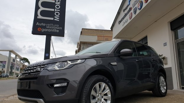 Land rover discovery sport 2.0 td4 180cv hse TV COLOR SYSTEM