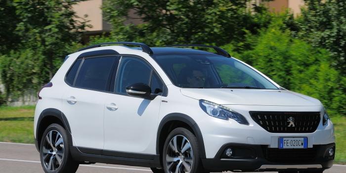 Peugeot 2008 1.6 HDI 100CV 2017 , Bianco