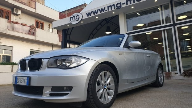 BMW Serie 1 Cabrio 118D Attiva