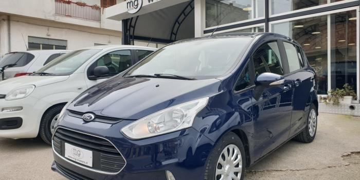 Ford Bmax 1.5 TDCI 75CV OK NEOPATENTATI