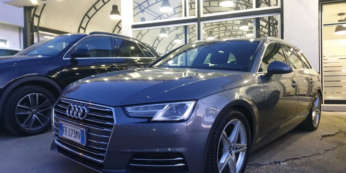Audi A4 Avant 2.0 Tdi S-tronic S-Line ITALIANA