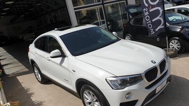 BMW X4 2.0 D 190CV X-Drive tetto apribile