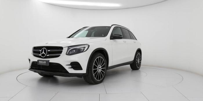 IN ARRIVO – Mercedes GLC 250 D 204CV Premium AMG 12/2018 , Bianco